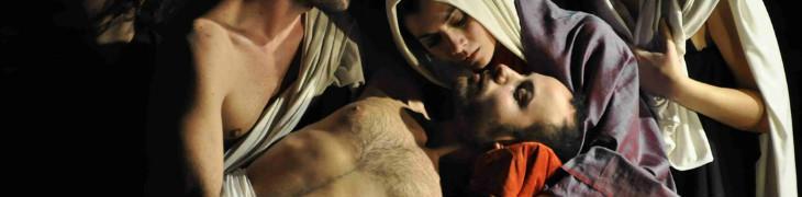 Tableaux vivants su Caravaggio a Napoli