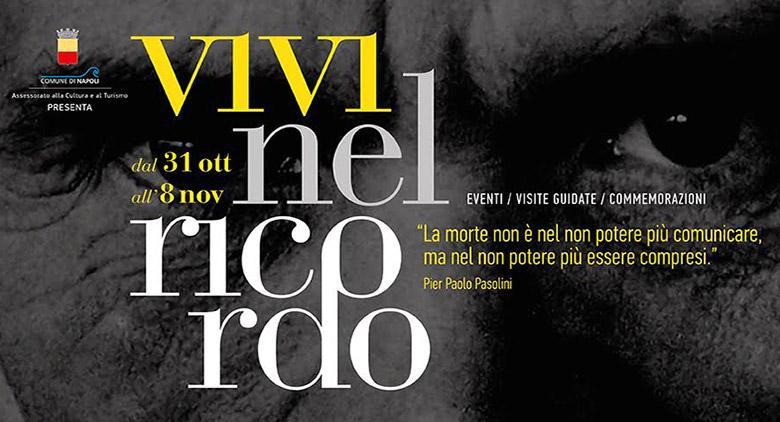 Vivi nel ricordo a Napoli per la commemorazione dei defunti