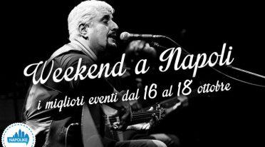eventi a napoli per il weekend dal 16 al 18 ottobre 2015