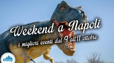 eventi a napoli weekend dal 9 all'11 ottobre 2015