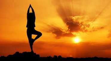 yoga nei musei Napoli