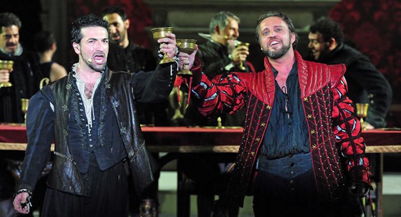I Promessi Sposi Opera Moderna Musical al Palapartenope di Napoli