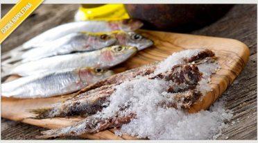 Ricetta delle alici sotto sale