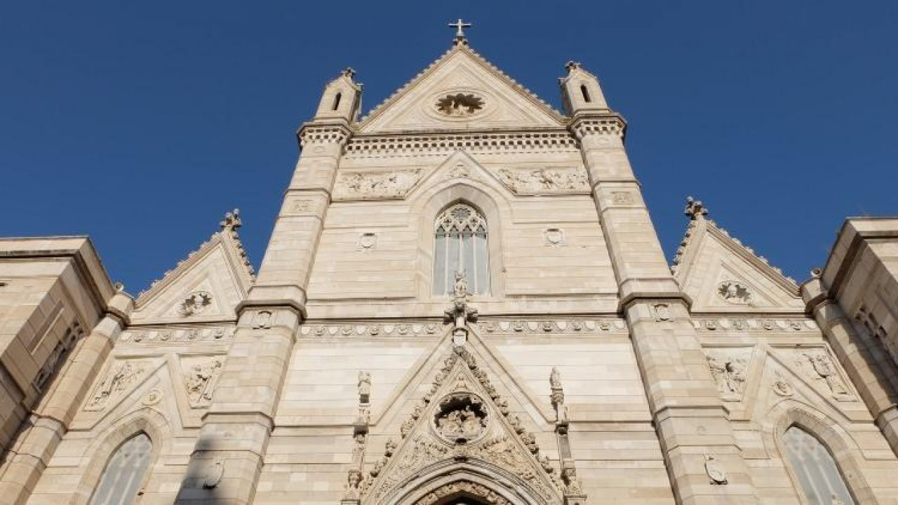 Apertura Terrazza Del Duomo Di Napoli