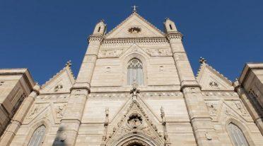 ouverture de la terrasse du Duomo di Napoli