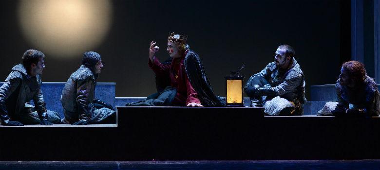 Franco Branciaroli Teatro Bellini Napoli