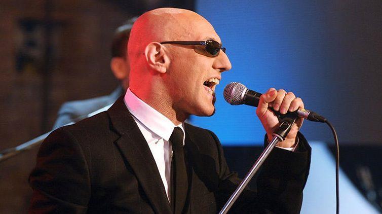 Giuliano Palma in concerto al Teatro Posillipo di Napoli