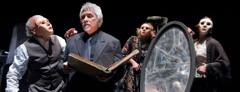 Il Fu Mattia Pascal Tato Russo Teatro Augusteo