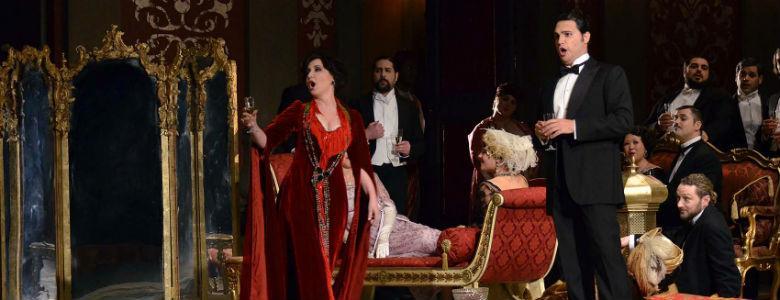 La Traviata Ferzan Ozpetek Teatro San Carlo