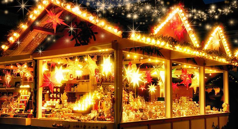 Luci d'artista e mercatini di Natale 2015 a San Lorenzello