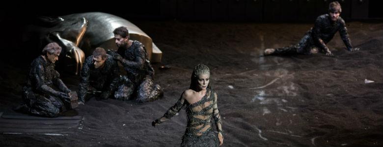 L'Orestea di Luca De Fusco al Teatro Mercadante
