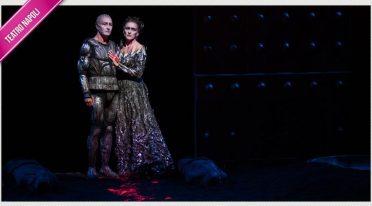 أوريستيا في مسرح ستابيلي في نابولي