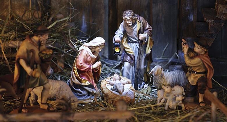 Fiera di Natale a San Gregorio Armeno e ai Decumani 2015 a Napoli