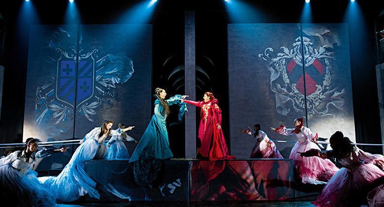 Il musical Romeo e Giulietta al Palapartenope di Napoli