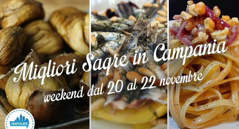 Sagre in Campania nel weekend dal 20 al 22 novembre 2015