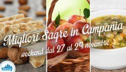 Le migliori sagre in Campania per il weekend dal 27 al 29 novembre 2015 | 4 consigli
