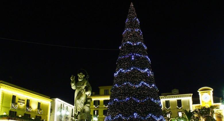 M'Illumino d'Inverno a Sorrento per il Natale 2015