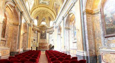 Concerti gratuiti nelle chiese di Napoli