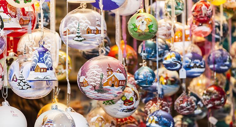 Natale 2015 nelle strade di Napoli