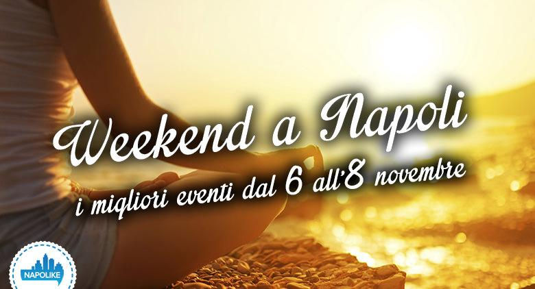 Weekend a Napoli dal 6 all'8 novembre 2015