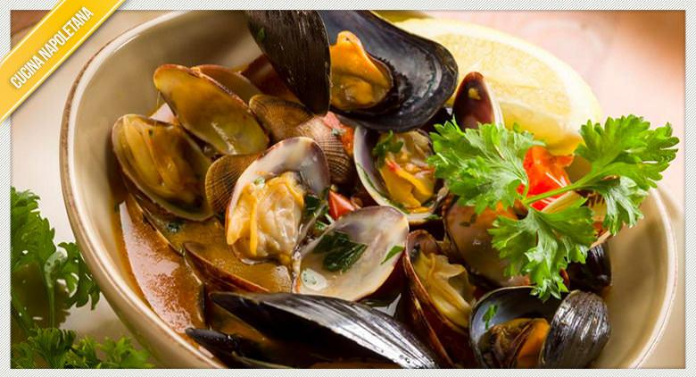 The recipe for shell soup