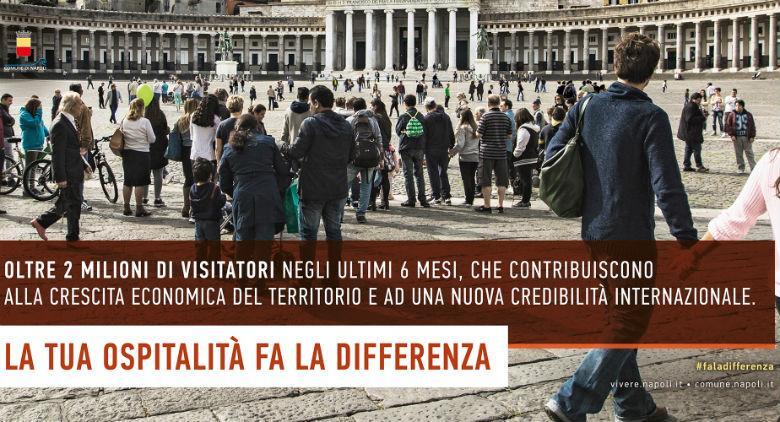 Campagna Fa la differenza Napoli