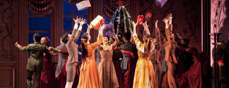 Lo Schiaccianoci Teatro San Carlo