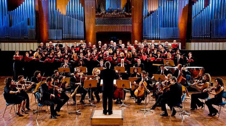 Concerto di Capodanno 2016 della Nuova Orchestra Scarlatti a Napoli