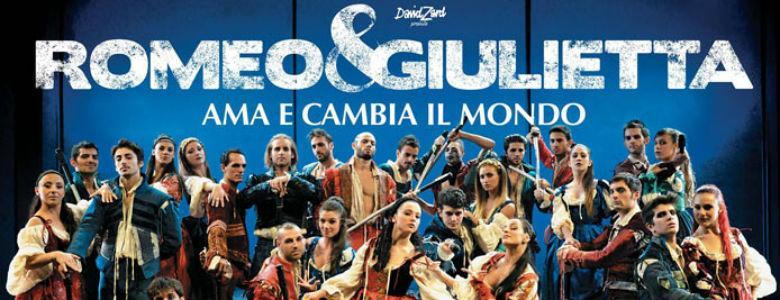 Romeo e Giulietta Teatro Palapartenope