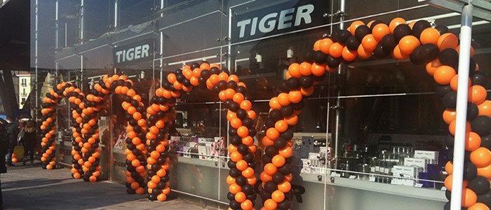 Negozio Tiger a Napoli