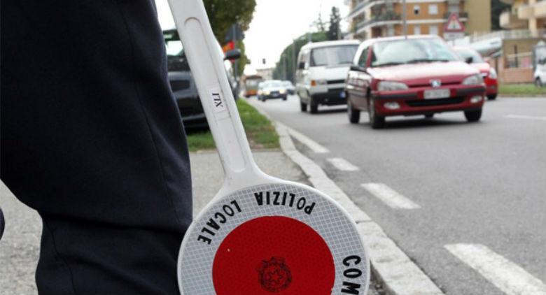 Blocco traffico Napoli 4 dicembre 2015