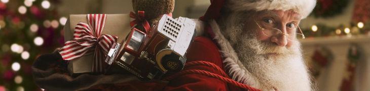Villaggio di Babbo Natale 2018 a Quarto con mercatini, giostre e prodotti tipici natalizi