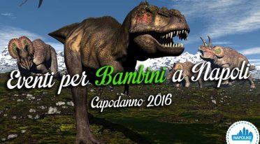 Veranstaltungen für Kinder in Neapel zum 2016 New Year