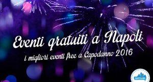 Free events in Naples on New Year 2016