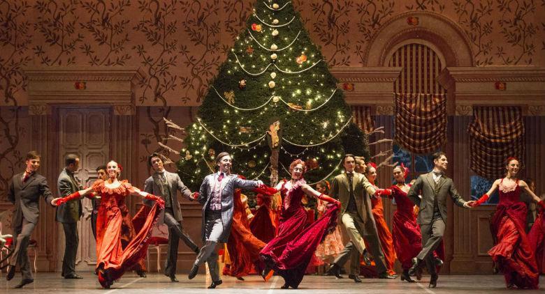 Il balletto Lo Schiaccianoci in scena al Teatro San Carlo