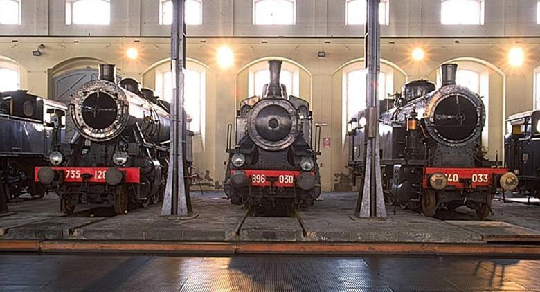 Aperture straordinarie del Museo Ferroviario di Pietrarsa a Natale 2015