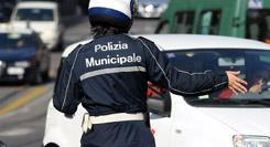 Blocco del traffico a Napoli