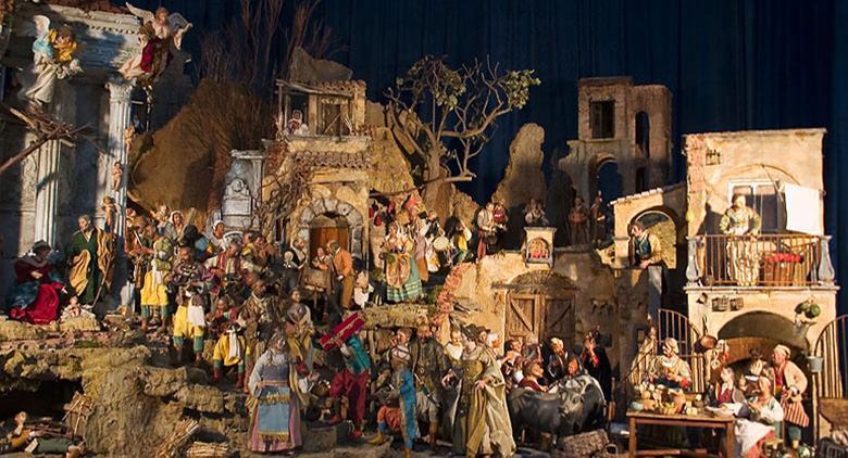 Visite guidate notturne ai presepi del Museo di San Martino a Napoli