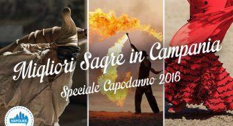 Sagre in Campania per Capodanno 2016
