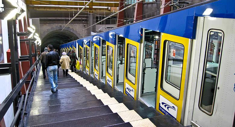 Gli orari dei trasporti pubblici per Capodanno 2016 a Napoli