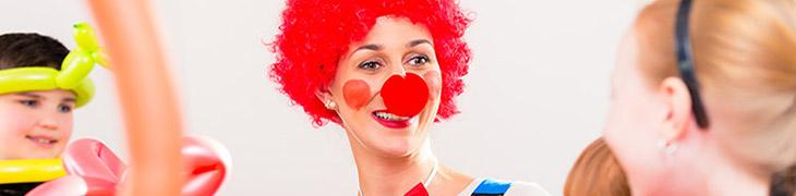 Carnevale-clown