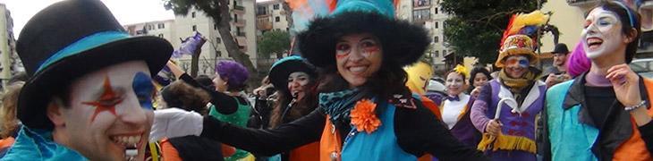 Il Carnevale di Scampia
