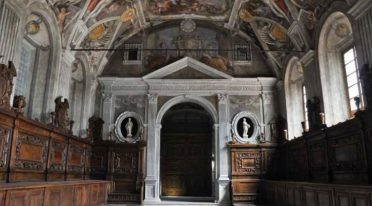 Церковь Санти Северино и Соссио в Неаполе