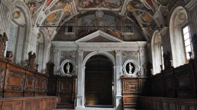 Chiesa dei Santi Severino e Sossio a Napoli