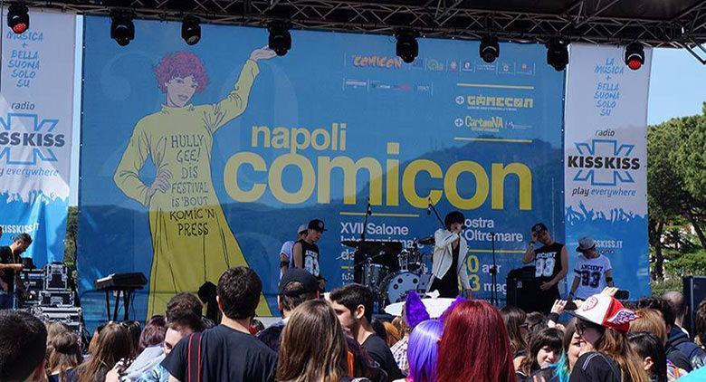 Comicon 2016 alla Mostra d'Oltremare di Napoli: prezzi biglietti e abbonamento