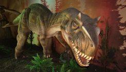 Days of the Dinosaur a Napoli, mostra prorogata con sconti speciali e festa di Carnevale