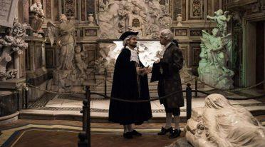 Il Testamento di Pietra alla Cappella Sansevero a Napoli