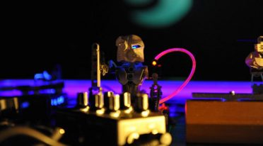 Concerto della prima orchestra di Lego al mondo a Napoli