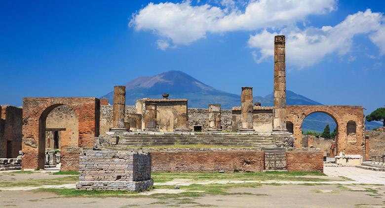 Nuova stazione Ferroviaria per gli Scavi di Pompei