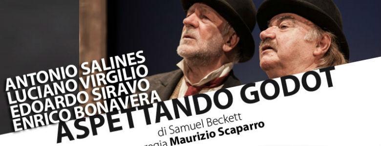 Aspettando Godot Teatro Nuovo Napoli